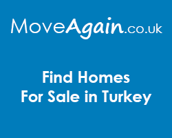 Find homes for sale in Turkey