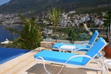 5 Bedroom Villa in Kalkan Kisla - Villa Sea Front