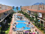 TURKEY - Calis Duplex 3 Bedroom Beach Club Holiday Apartment