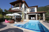 Luxurious 4 Bedroom Villa in Faralya Near OluDeniz with Private Swimming Pool and Stunning Sea Views
