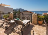 Luxury 3 bed, 4 bath villa with private pool located in Kalkan Old Town just 2 minutes walk from res