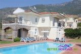 Stunning 3 bed villa with large pool. Inci 2