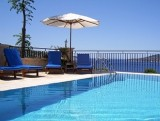 Villa in Kalkan with Private Pool and Stunning Sea Views